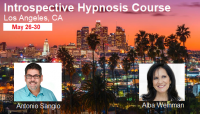 ***NEW DATE *** Introspective Hypnosis Course LIVE - JUL 2020 in Los Angeles, CA with Alba Weinman and Antonio Sangio