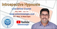 Four-Day  ONLINE Introspective Hypnosis Course May 2020